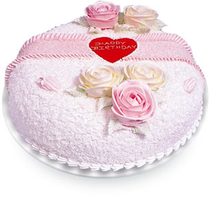 鲜花订购-冰淇淋蛋糕3
