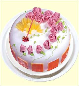 蛋糕鲜花-冰淇淋蛋糕2