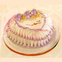 鲜奶蛋糕dangao-心语