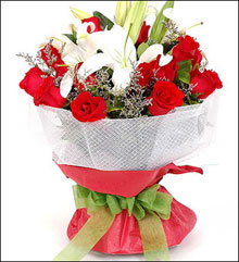 网上订花-我只爱你