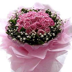 送花-粉红回忆