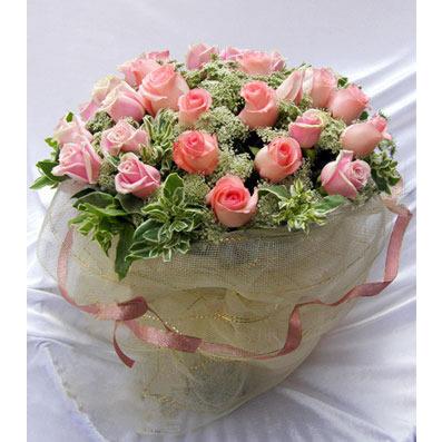 鲜花礼品店-生命中的精彩