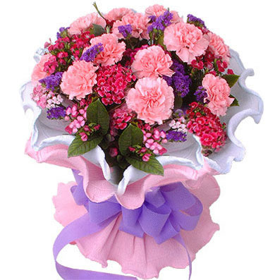 鲜花订购-深深爱