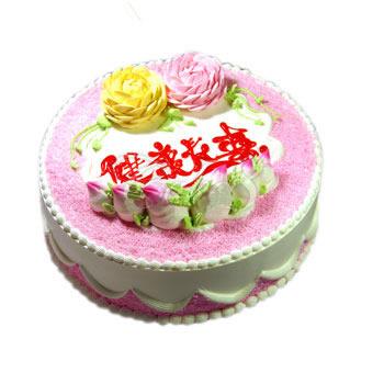 生日蛋糕-福如东海