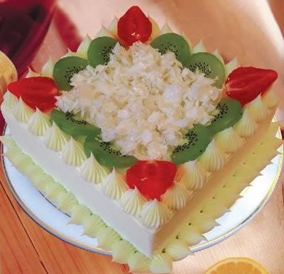 蛋糕鲜花-甜蜜时光