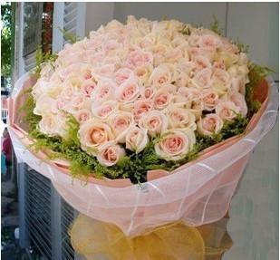 鲜花公司-我的心里只有你