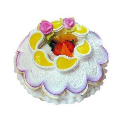鲜花蛋糕套餐-漫步云端