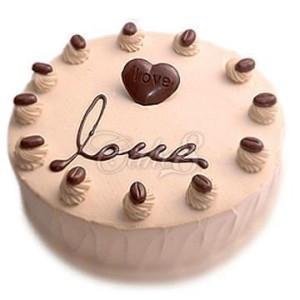 鲜花蛋糕速递网-巧克力甜心