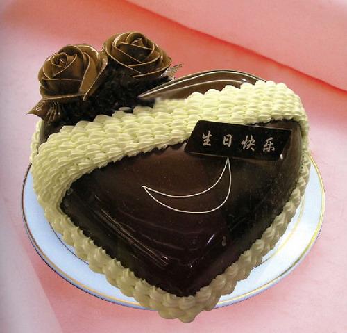 米旗品牌蛋糕-只为你一笑