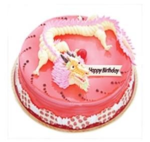 水果蛋糕-龙龙