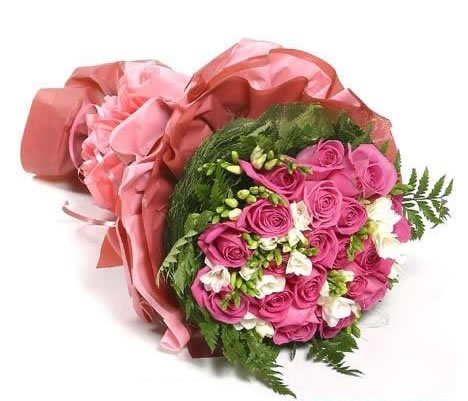鲜花礼品店-为你而梦