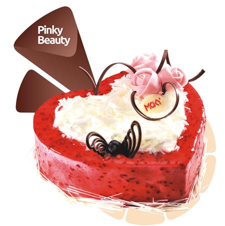 米旗卖蛋糕-米旗 甜粉佳人