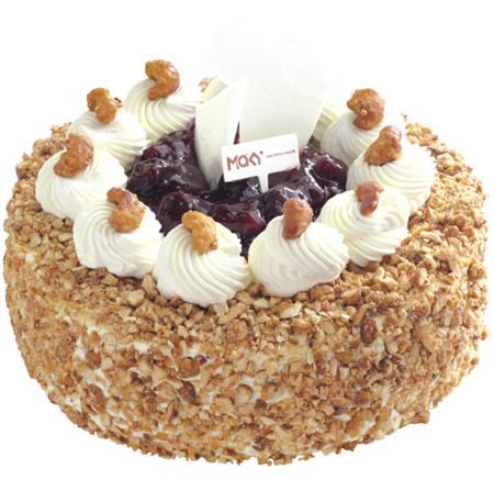 米旗水果蛋糕-米旗 果仁米诺