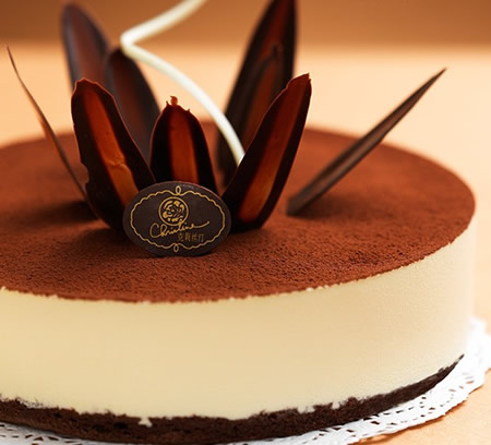 送蛋糕-克莉斯汀 浓情提拉米苏
