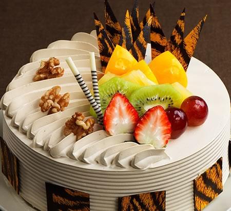 水果蛋糕-克莉斯汀 幸福满溢