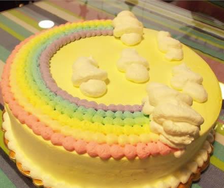 卖蛋糕dangao-绚丽彩虹