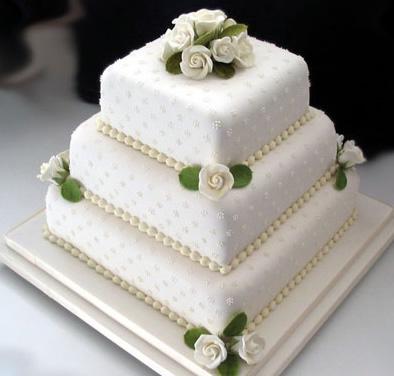 蛋糕鲜花-艺术蛋糕  玫瑰爱