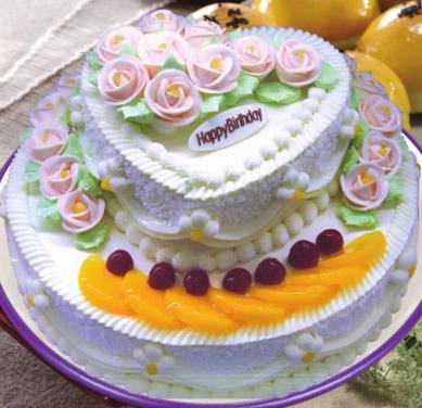 蛋糕订购-水果蛋糕