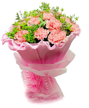 鲜花快递网-爱你 妈妈