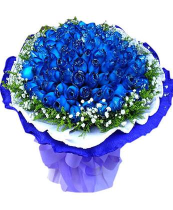 鲜花订购-因为爱