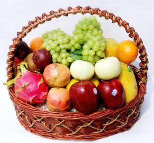 新鲜水果-果篮・幸福如意