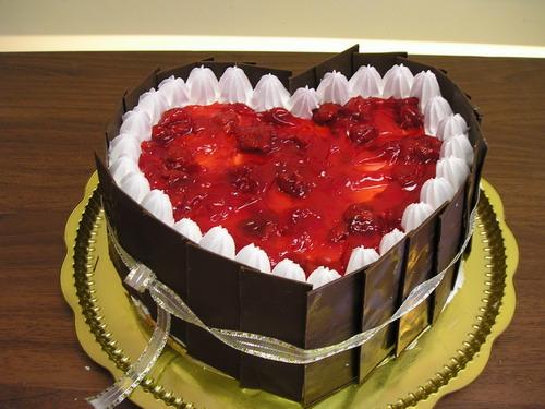 水果蛋糕-幸福满满