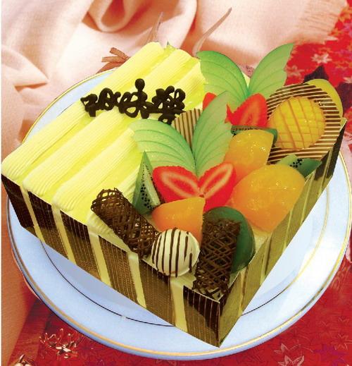 生日鲜花蛋糕-爱无止境