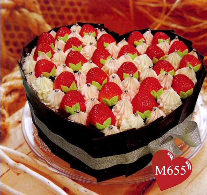 鲜奶蛋糕dangao-爱浓情亦浓