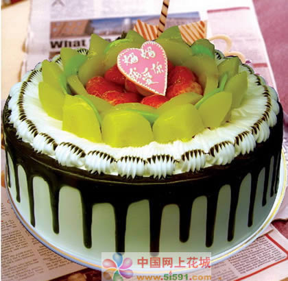 送蛋糕-美丽心灵