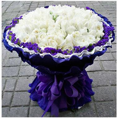 网上订花-纯白恋爱