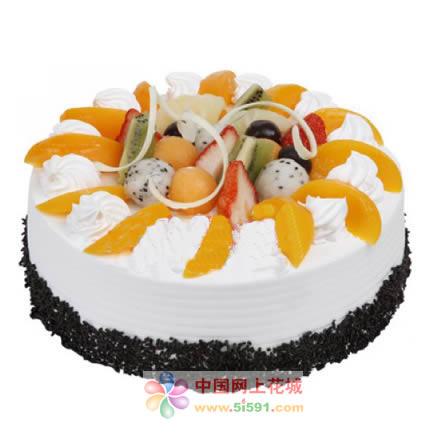 送蛋糕-恋恋果冻