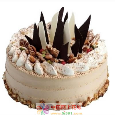 鲜花蛋糕套餐-甜蜜年华