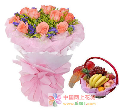 鲜花店-快乐之旅