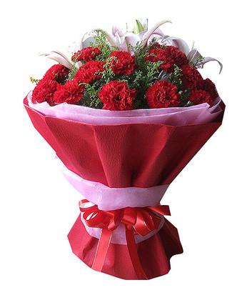 鲜花网站-健康祝福