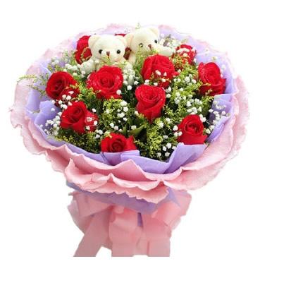 订花服务-最美恋人