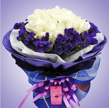 鲜花公司-爱无期限