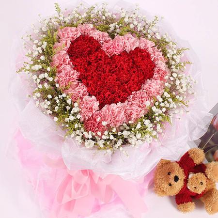 订花服务-无私的爱