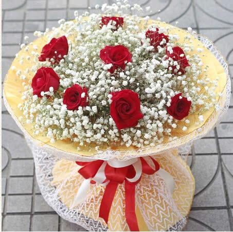 鲜花网-浪漫的爱