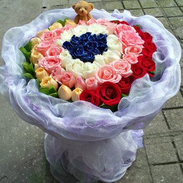 鲜花定购-多彩生活
