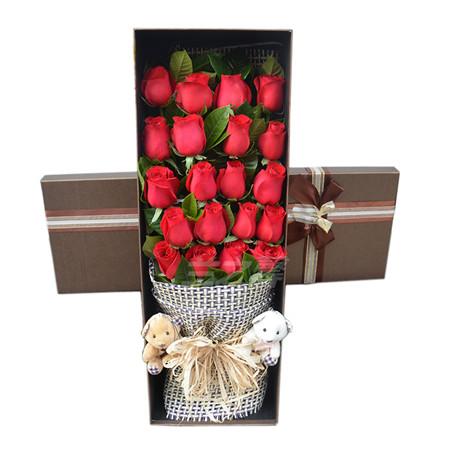 鲜花订购-激情岁月