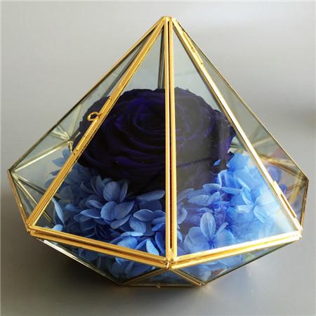 网上订花-钻石款蓝色