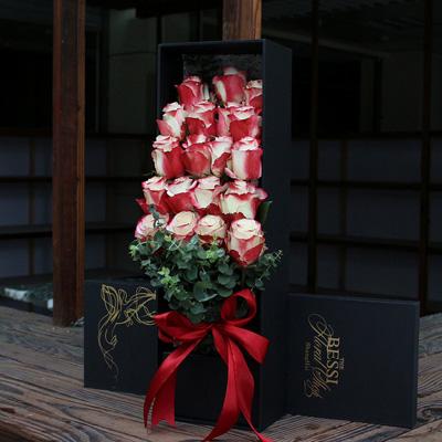 进口玫瑰-进口花-花边的甜蜜