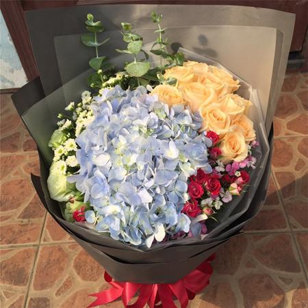 鲜花公司-不再见的爱