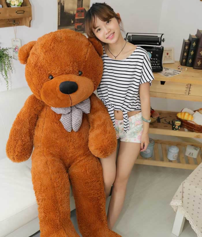 网络订花-毛绒玩具熊-抱抱熊