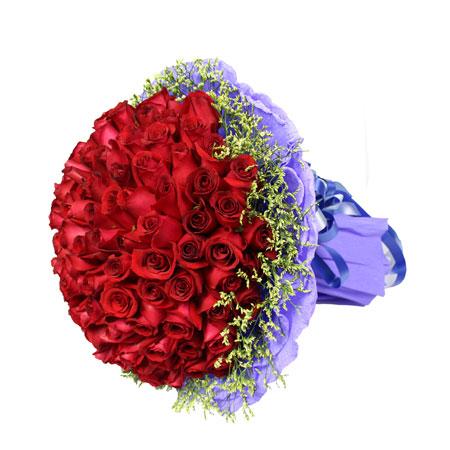 送花-浓浓的爱(特价)