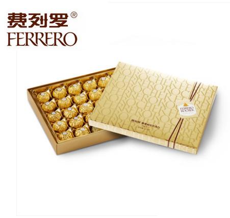 鲜花公司-费列罗榛果威化巧克力礼盒