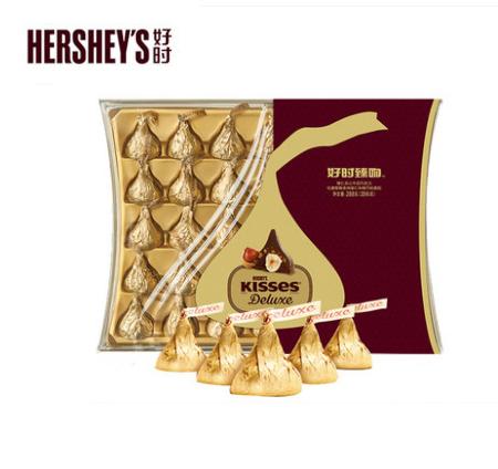 鲜花速递网-好时臻吻巧克力礼盒装