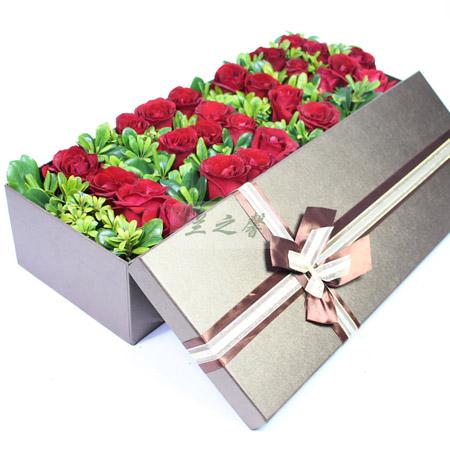 鲜花公司-一生一世