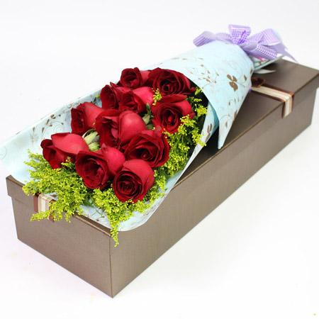 鲜花礼品-情义绵绵