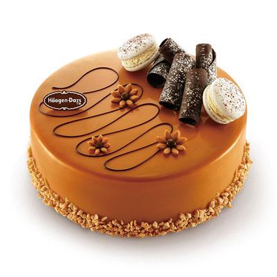 巧克力水果蛋糕-哈根达斯 冰淇淋蛋糕 融情夏威夷